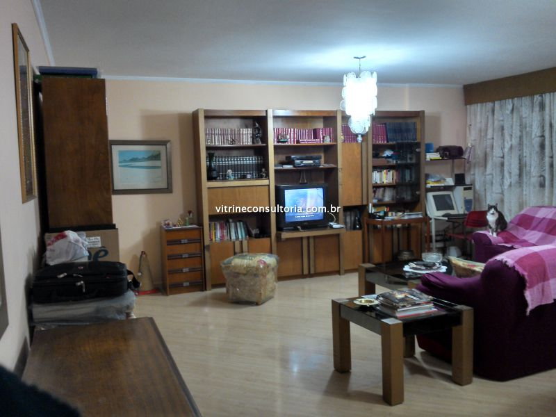 Apartamento venda Bela Vista São Paulo - Referência VC-454