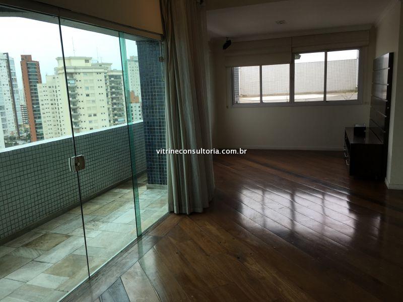 Cobertura Duplex Jardim Vila Mariana 3 dormitorios 4 banheiros 3 vagas na garagem
