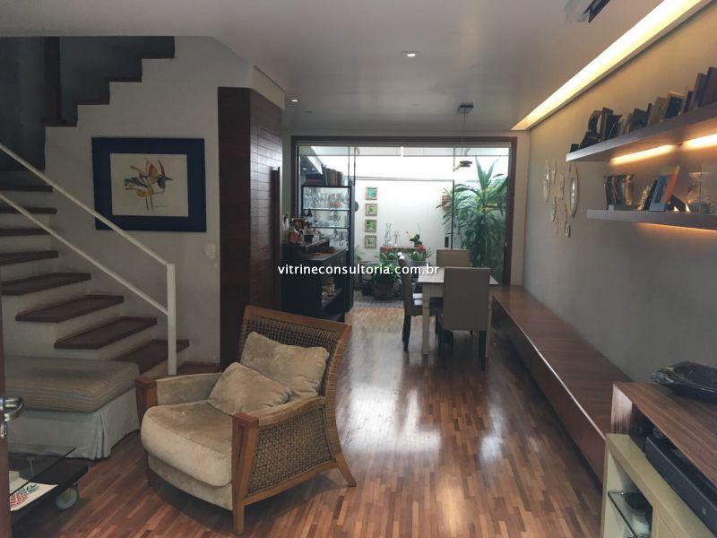 Casa em Condomínio Vila Monumento 3 dormitorios 4 banheiros 3 vagas na garagem