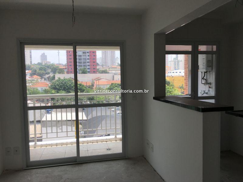 Apartamento Vila Gumercindo 2 dormitorios 2 banheiros 2 vagas na garagem